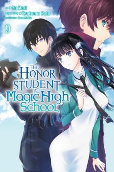 Honor Student at Magic High School Manga Vol. 9 (Irregular at Magic High School)