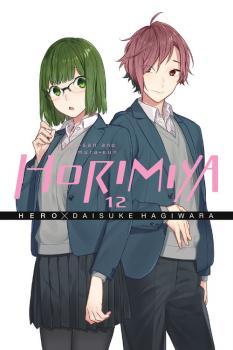 Horimiya Manga Vol. 12