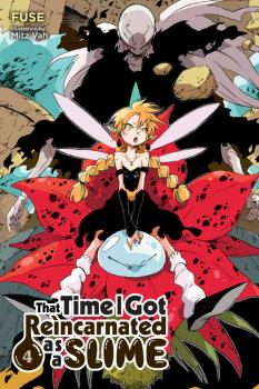 That Time I Got Reincarnated as a Slime Novel Vol. 4