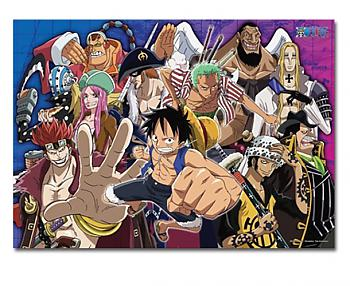 One Piece Puzzle - Super Nova 2 Group (520pc)