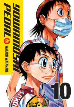 Yowamushi Pedal Manga Vol. 10