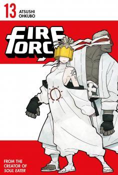 Fire Force Manga Vol. 13