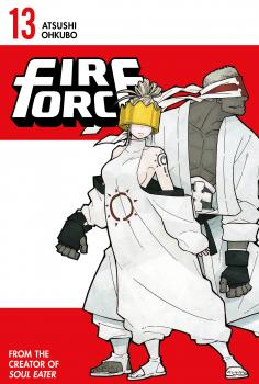 Fire Force Manga Vol. 13