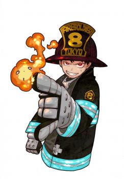 Fire Force Manga Vol. 15
