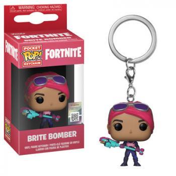 Fortnite Pocket POP! Key Chain - Brite Bomber