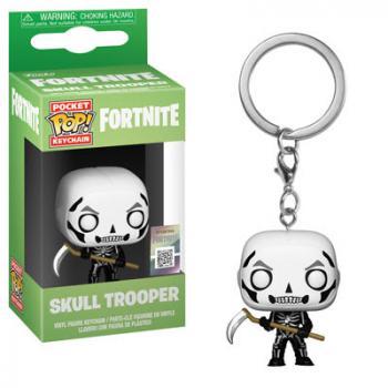 Fortnite Pocket POP! Key Chain - Skull Trooper