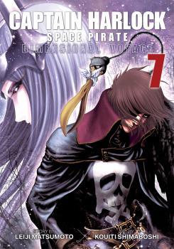 Captain Harlock: Dimensional Voyage Manga Vol. 7
