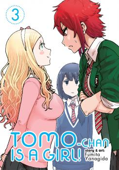 Tomo-chan is a Girl! Manga Vol. 3
