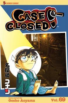 Case Closed Manga Vol. 69