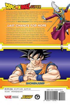 Dragon Ball Super Manga Vol. 4