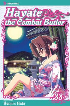 Hayate The Combat Butler Manga Vol. 33
