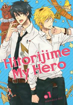 Hitorijime My Hero Manga Vol. 1
