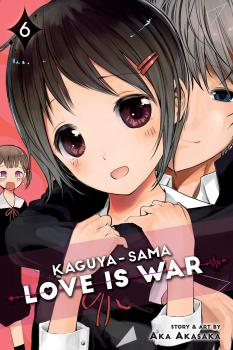 Kaguya-sama Manga Vol. 6 - Love Is War