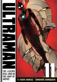 Ultraman Manga Vol. 11