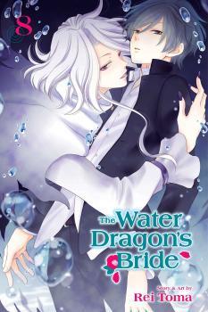 Water Dragon's Bride Manga Vol. 8