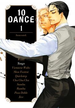 10 Dance Manga Vol. 1