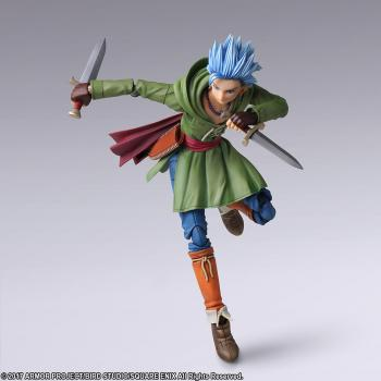 Dragon Quest XI Bring Arts Action Figure - Erik (Echoes of an Elusive Age)