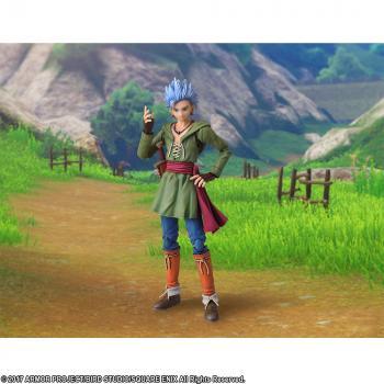 Dragon Quest XI Bring Arts Action Figure - Erik (Echoes of an Elusive Age)