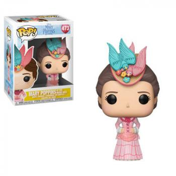 Mary Poppins 2018 POP! Vinyl Figure - Mary Poppins (Pink Dress) (Disney)