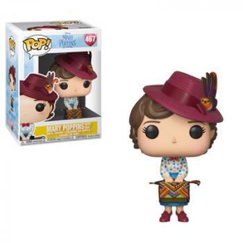 Mary Poppins 2018 POP! Vinyl Figure - Mary Poppins w/ Bag (Disney)
