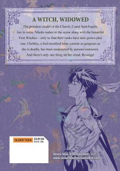 Holy Corpse Rising Manga Vol. 6