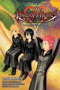 Kingdom Hearts 358/2 Novel