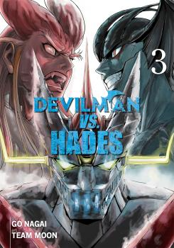 Devilman vs. Hades Manga Vol. 3