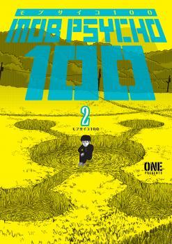 Mob Psycho 100 Manga Vol. 2