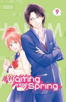 Waiting for Spring Manga Vol. 9