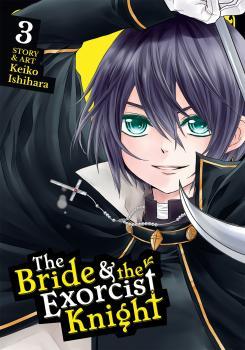 Bride & the Exorcist Knight Manga Vol. 3