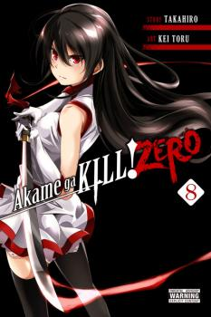 Akame ga KILL! ZERO Manga Vol. 8
