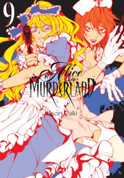 Alice in Murderland Manga Vol. 9