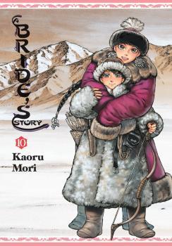Bride's Story Manga Vol. 10