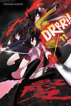 Durarara!! Novel Vol. 11