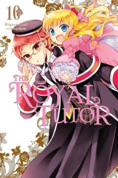 Royal Tutor Manga Vol. 10