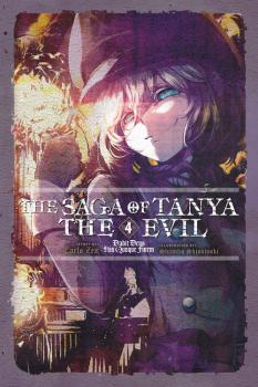 Saga of Tanya the Evil Novel Vol.  4: The Finest Hour