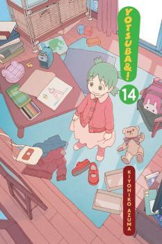 Yotsuba&! Manga Vol. 14