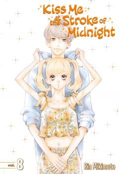 Kiss Me at the Stroke of Midnight Manga Vol. 8