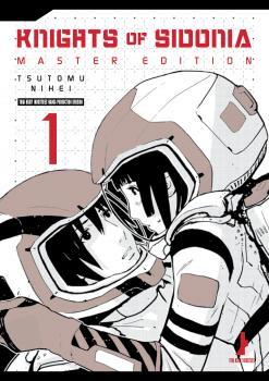 Knights of Sidonia Mater Edition Manga Vol. 1