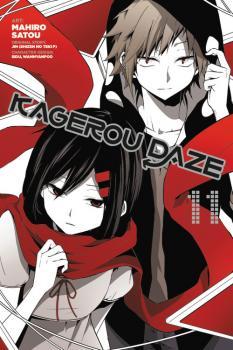 Kagerou Daze Manga Vol. 11