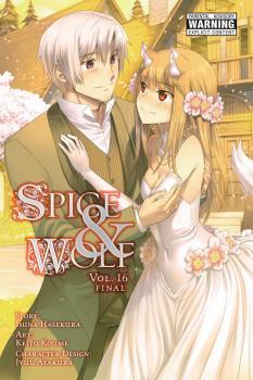 Spice and Wolf Manga Vol. 16