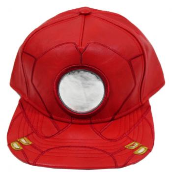 Iron Man Cap - Suit Up