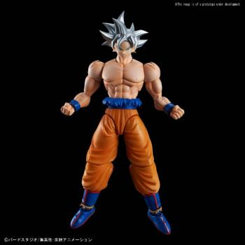 Dragon Ball Super Figure Rise Action Figure - Goku Ultra Instinct (Standard Model Kit)