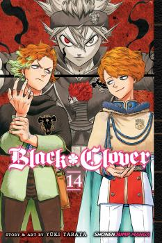 Black Clover Manga Vol. 14
