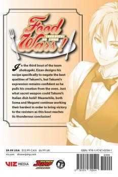 Food Wars! Manga Vol. 28