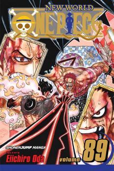 One Piece Manga Vol. 89