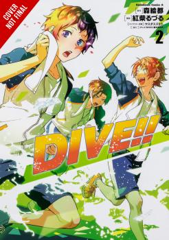 Dive!! Manga Vol. 2