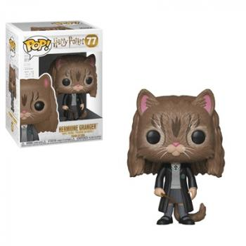 Harry Potter POP! Vinyl Figure - Hermione as Cat