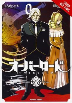 Overlord Manga Vol. 9