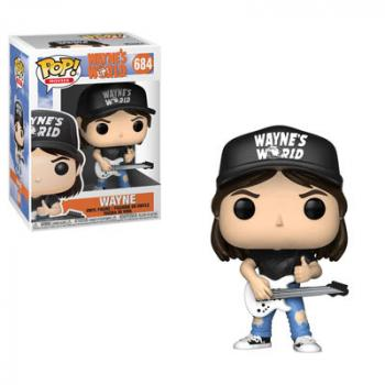 Wayne's World POP! Vinyl Figure - Wayne